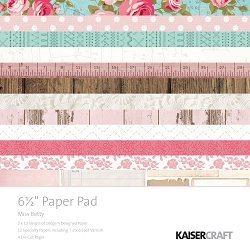 KaiserCraft - Miss Betty Collection - 6.5