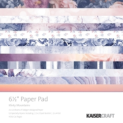 KaiserCraft - Misty Mountains Collection - 6.5