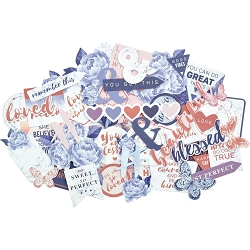 KaiserCraft - Misty Mountains Collection - Collectables Die Cuts