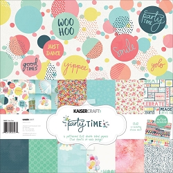 KaiserCraft - Party Time Collection - Paper Pack