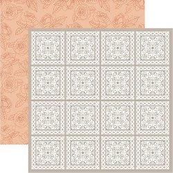KaiserCraft - Peachy Collection - Taupe (12