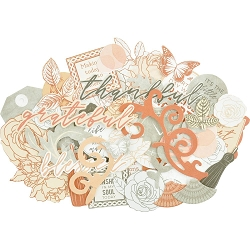 KaiserCraft - Peachy Collection - Collectables Die Cuts