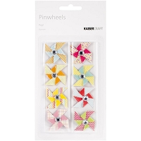 KaiserCraft - Pop! Collection - Pinwheels
