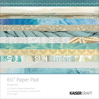 KaiserCraft - Sandy Toes Collection - 6.5