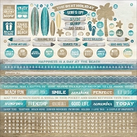 KaiserCraft - Sandy Toes Collection - 12