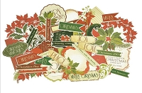 Kaiser - Christmas Carol Collection - Collectables Cardstock Die-Cuts