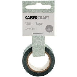 KaiserCraft - Glitter Tape - Mint