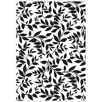 KaiserCraft - Embossing Folder - Leaves (4x6)