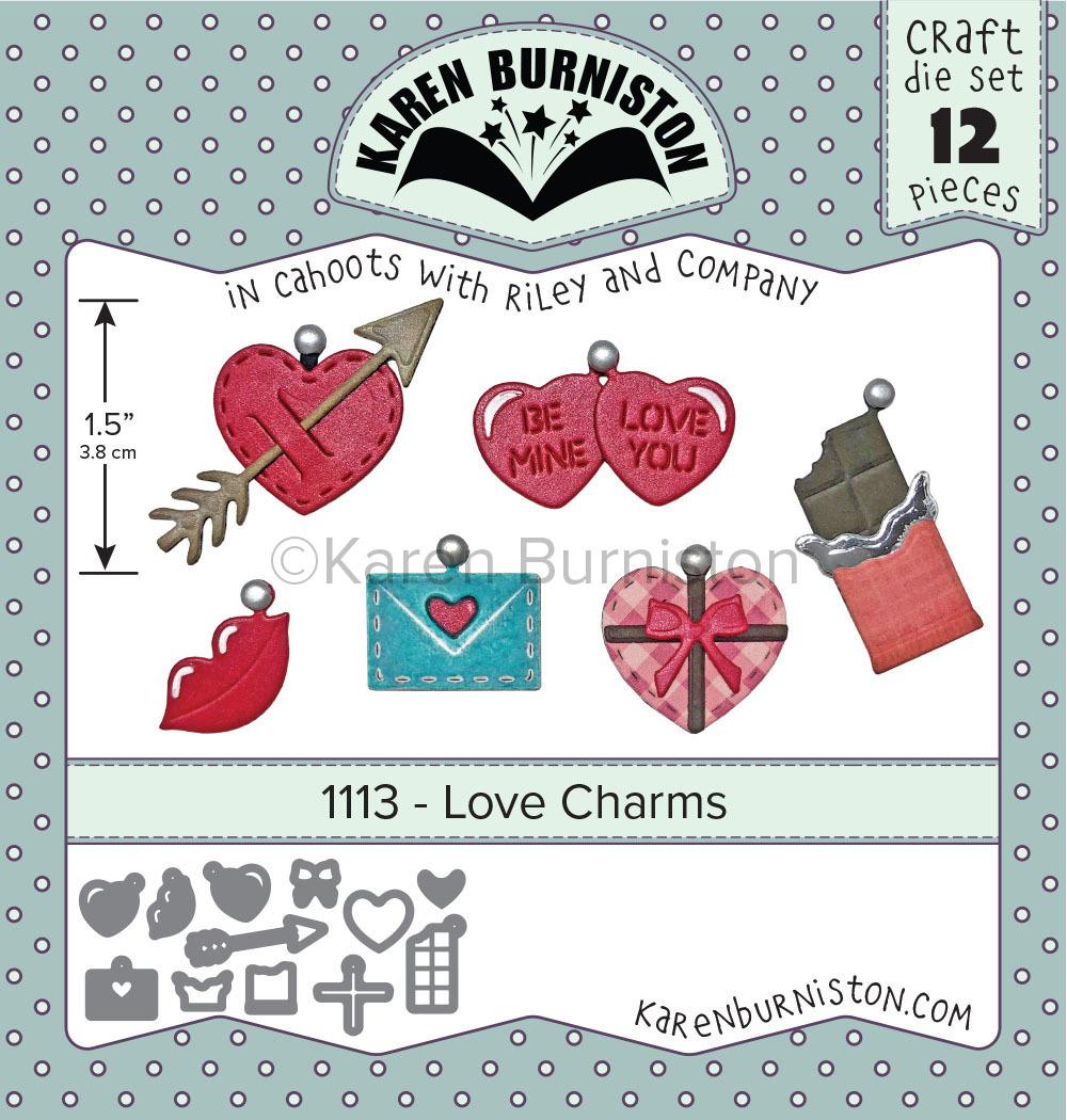Karen Burniston Love Charms에 대한 이미지 검색결과