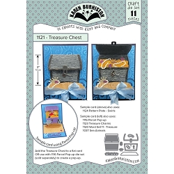 Karen Burniston - Cutting Die - Treasure Chest