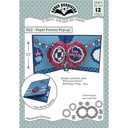 Karen Burniston - Cutting Die - Paper Frames Pop-Up
