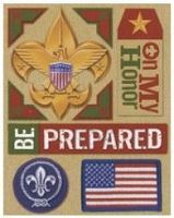 K & Co. - Boy Scouts of America - Grand Adhesions