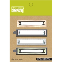 K&Company - Binder SMASH Clips