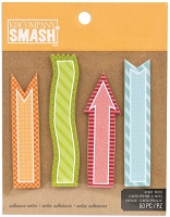 K&Company - SMASH - Adhesive Notes