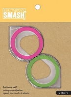 K&Company - SMASH - Green and Pink Label Maker refill tape :)