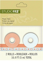 Studio 112 - Paper Tape - Pattern