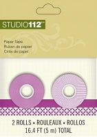 Studio 112 - Paper Tape - Purple