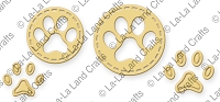 La-La Land Crafts - Die - Paws