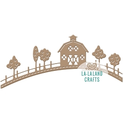 La-La Land Crafts - Die - Country Hill