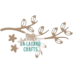 La-La Land Crafts - Die - Tree Branch
