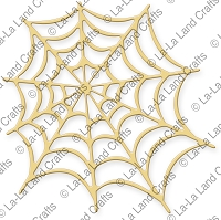 La-La Land Crafts - Die - Cobweb