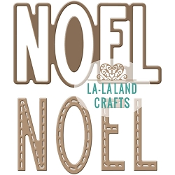 La-La Land Crafts - Die - Noel