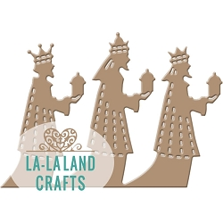 La-La Land Crafts - Die - Wise Men