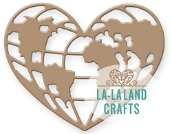 La-La Land Crafts - Die - World Heart