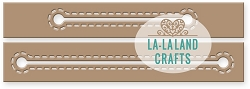 La-La Land Crafts - Die - Stitched Slots