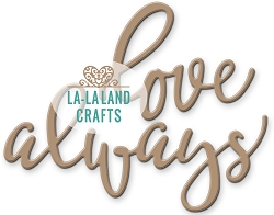 La-La Land Crafts - Die - Love Always