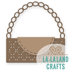 La-La Land Crafts - Die - Purse