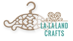 La-La Land Crafts - Die - Filigree Hanger