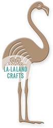 La-La Land Crafts - Die - Flamingo 1