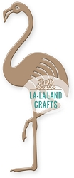 La-La Land Crafts - Die - Flamingo 2