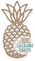 La-La Land Crafts - Die - Pineapple