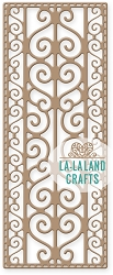 La-La Land Crafts - Die - Deco Panel