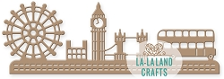La-La Land Crafts - Die - London Border