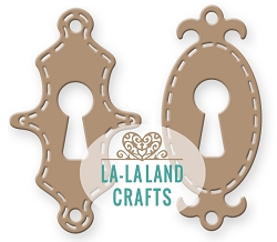 La-La Land Crafts - Die - Key Holes