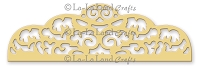 La-La Land Crafts - Die - Filigree Border