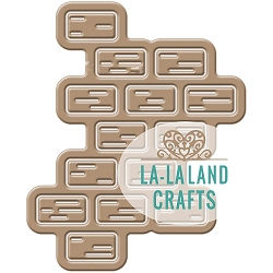 La-La Land Crafts - Die - Bricks