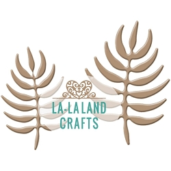 La-La Land Crafts - Die - Palm Leaves