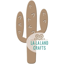 La-La Land Crafts - Die - Cactus