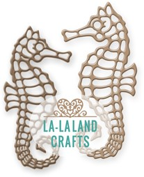 La-La Land Crafts - Die - Sea Horses