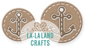 La-La Land Crafts - Die - Circle Anchors