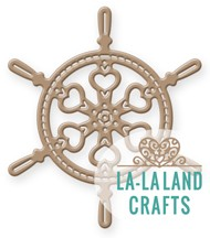 La-La Land Crafts - Die - Ship's Wheel