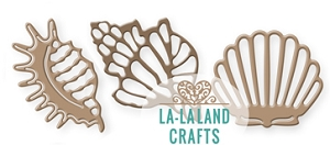 La-La Land Crafts - Die - Sea Shells