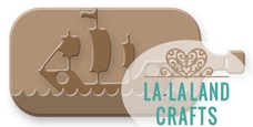 La-La Land Crafts - Die - Ship in a Bottle