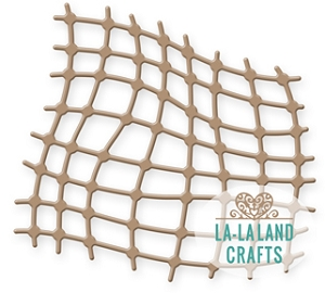 La-La Land Crafts - Die - Fishing Net