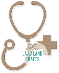La-La Land Crafts - Die - Stethoscope