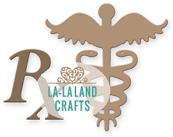 La-La Land Crafts - Die - Medical Elements